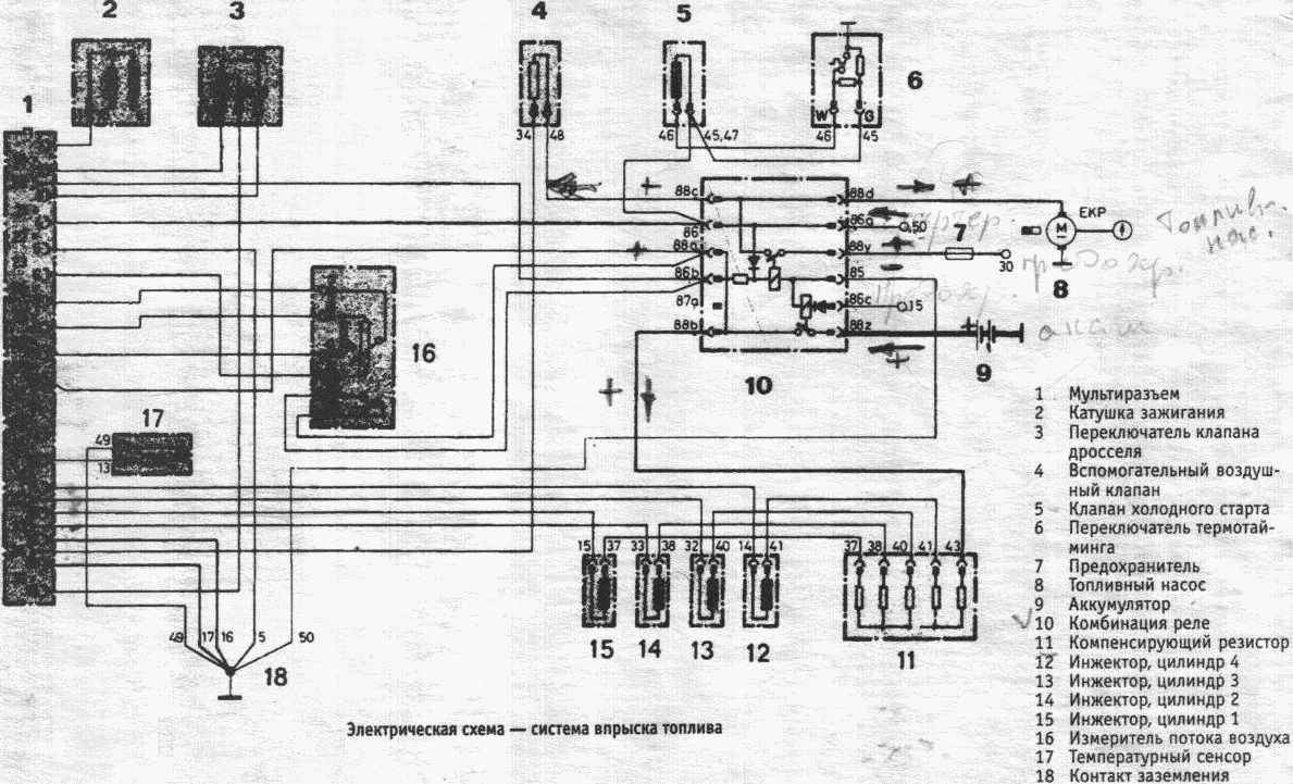 Opel Manta Gte Wiring Diagram A 74 327 Kb